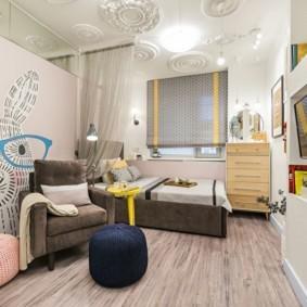 современная детская комната дизайн фото