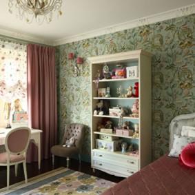 современная детская комната виды идеи