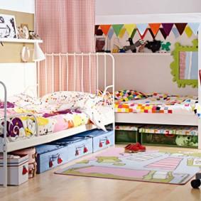 современная детская комната виды фото