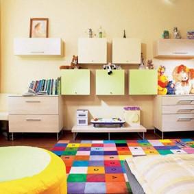 современная детская комната идеи фото