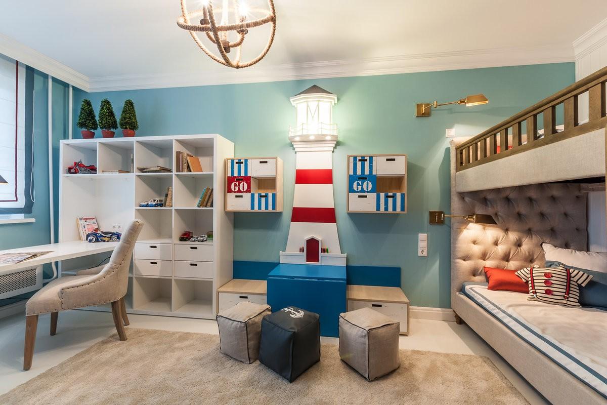дизайн детской комнаты идеи