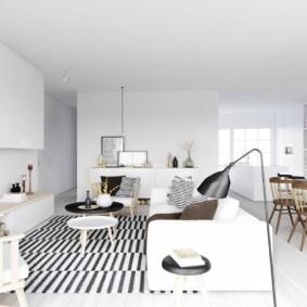 отделка стен в квартире виды декора