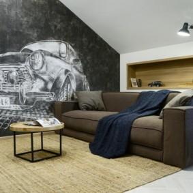 отделка стен в квартире идеи оформления