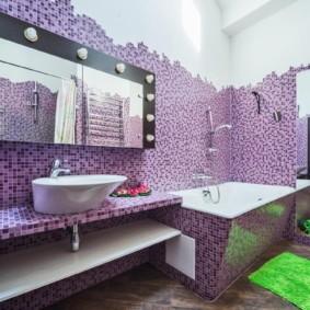 отделка стен в квартире оформление идеи