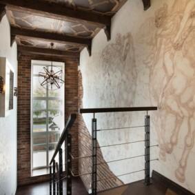 отделка стен в квартире фото оформления
