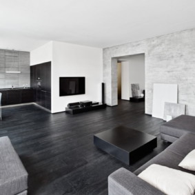 отделка стен в квартире фото интерьера