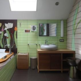 отделка стен в квартире идеи декор
