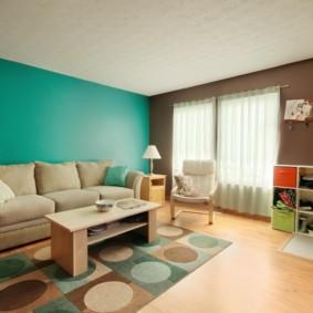 отделка стен в квартире декор