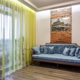 отделка стен в квартире идеи дизайн