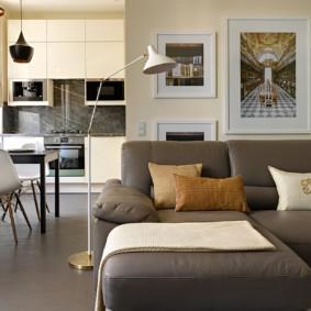 дизайн малогабаритной квартиры фото дизайн