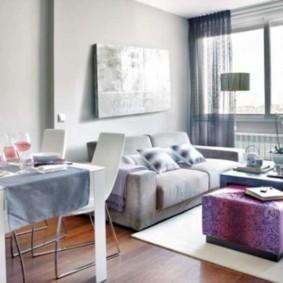 дизайн малогабаритной квартиры фото дизайна