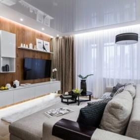 дизайн малогабаритной квартиры декор фото