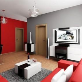 дизайн малогабаритной квартиры фото декор