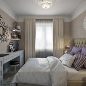 дизайн малогабаритной квартиры декор идеи
