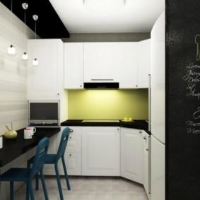 дизайн малогабаритной квартиры интерьер