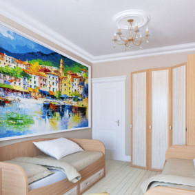 дизайн квартиры распашонки идеи обзор