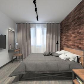 дизайн квартиры распашонки декор