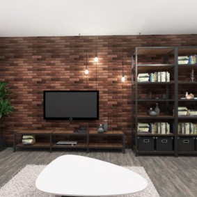 дизайн квартиры распашонки фото декор