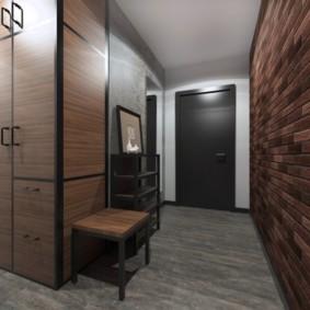 дизайн квартиры распашонки фото декора