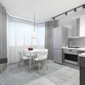 дизайн квартиры распашонки декор идеи