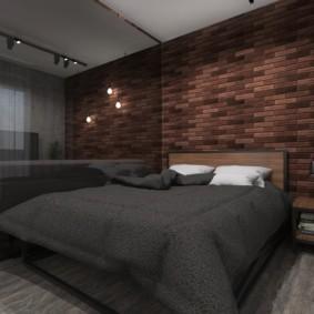 дизайн квартиры распашонки идеи декора