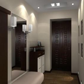 дизайн квартиры распашонки идеи варианты