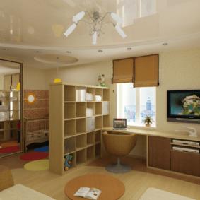 однокомнатная квартира для семьи с ребенком виды фото