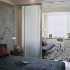 однокомнатная квартира для семьи с ребенком фото виды