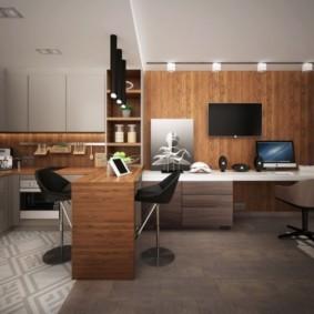 дизайн малогабаритной квартиры интерьер идеи