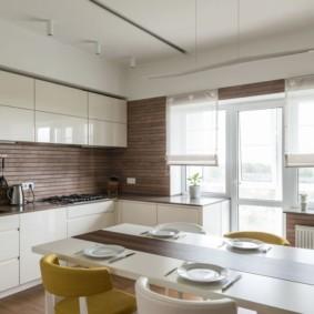 дизайн квартиры в стиле минимализм фото идей