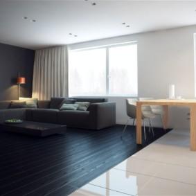 дизайн квартиры в стиле минимализм идеи фото