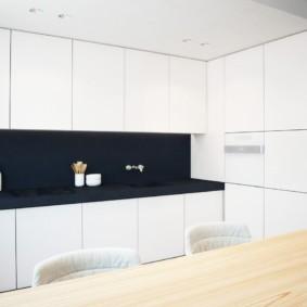 дизайн квартиры в стиле минимализм фото идеи