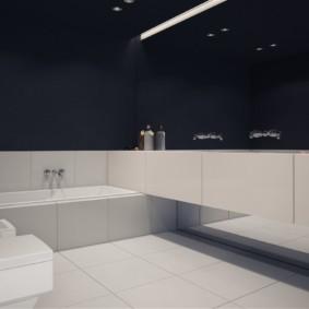 дизайн квартиры в стиле минимализм оформление