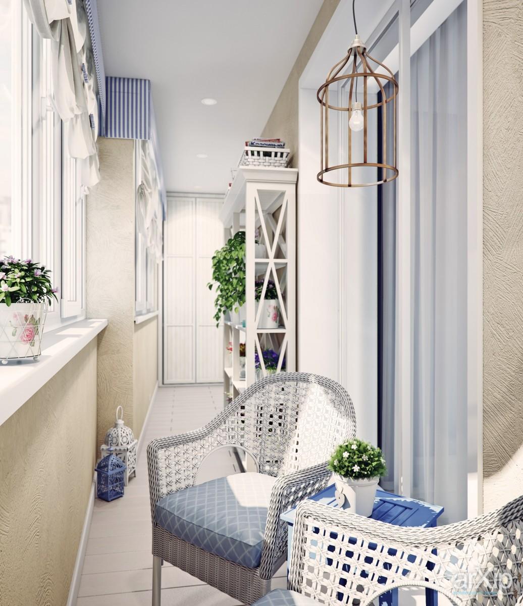 отделка балкона утепленный пол
