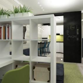 дизайн малогабаритной квартиры оформление