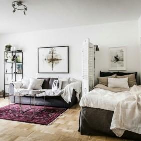 дизайн малогабаритной квартиры идеи фото