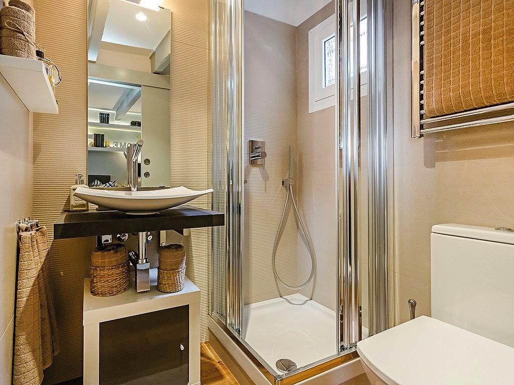 ванная в малогабаритной квартире
