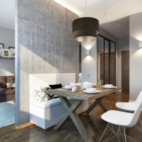 дизайн малогабаритной квартиры фото оформление