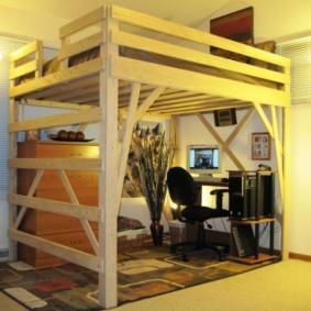 однокомнатная квартира для семьи с ребенком виды оформления
