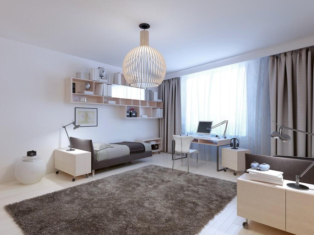 дизайн спальни для девушки фото