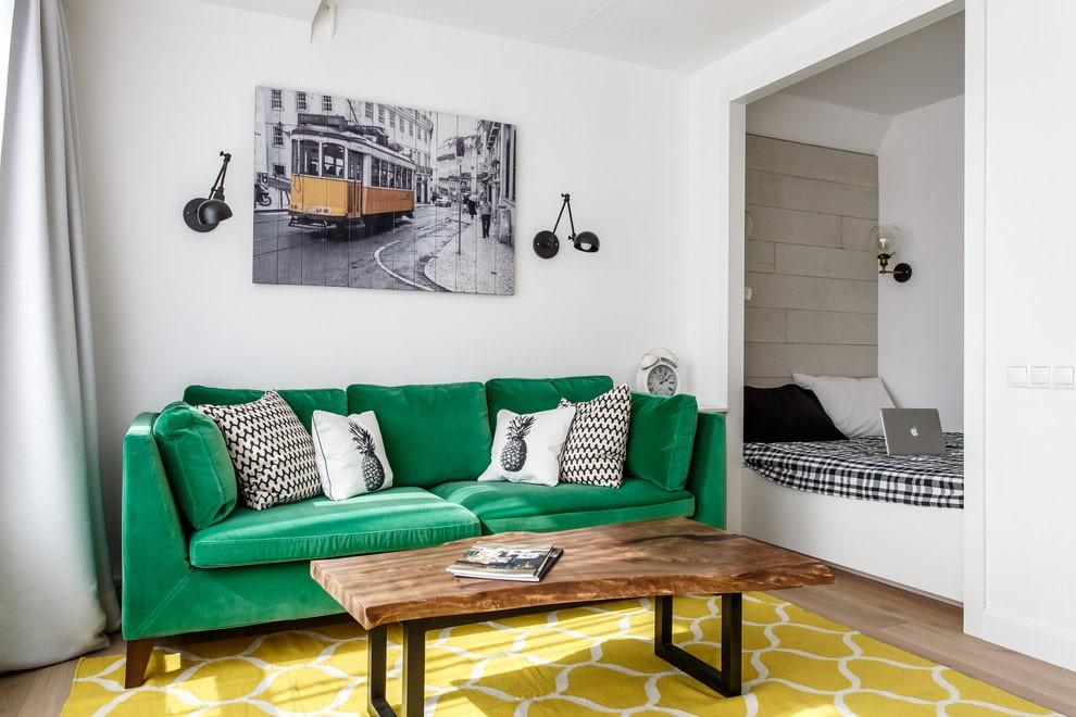 дизайн стен в квартире идеи