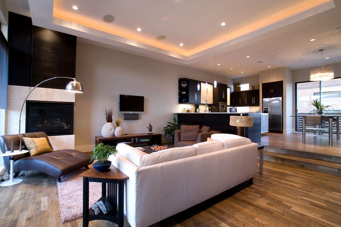дизайн светильников для гостиной