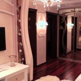 дизайн трехкомнатной квартиры декор идеи