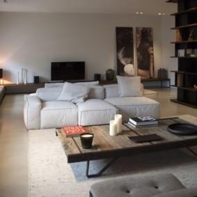 дизайн трехкомнатной квартиры идеи декор