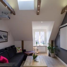 дизайн трехкомнатной квартиры интерьер фото
