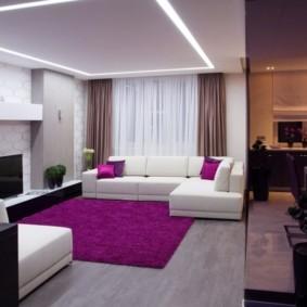дизайн трехкомнатной квартиры фото оформления