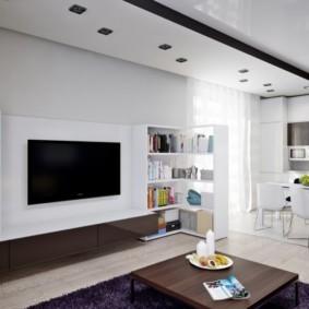 дизайн трехкомнатной квартиры варианты идеи