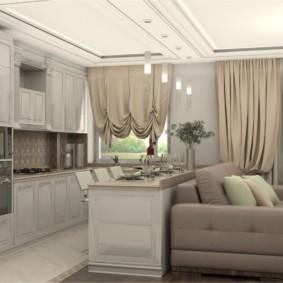дизайн трехкомнатной квартиры фото виды