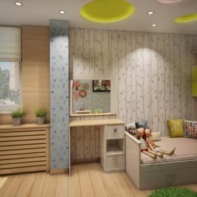 дизайн трехкомнатной квартиры обзор идеи