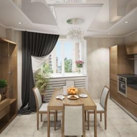 дизайн трехкомнатной квартиры фото декора